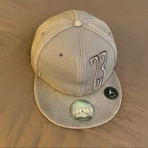 Distressed Jordan Fitted Hat 7 5/8